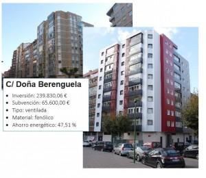 Calle Doña Berenguela
